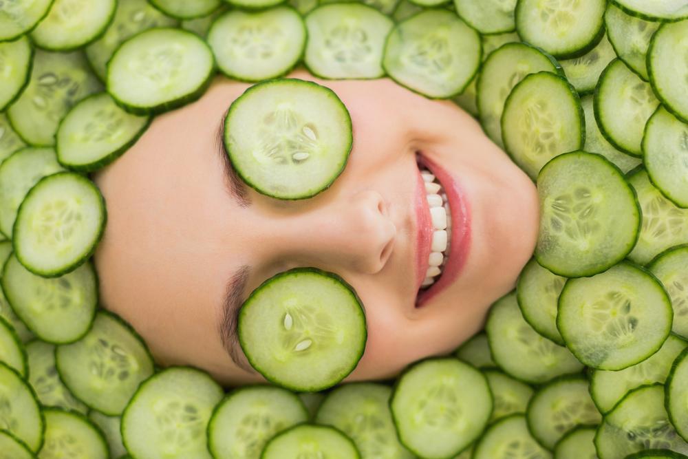 Salatalık Maskesinin Yapılışı