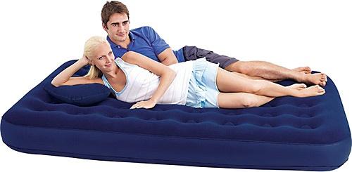 Şişme Yatağınız Yok mu?