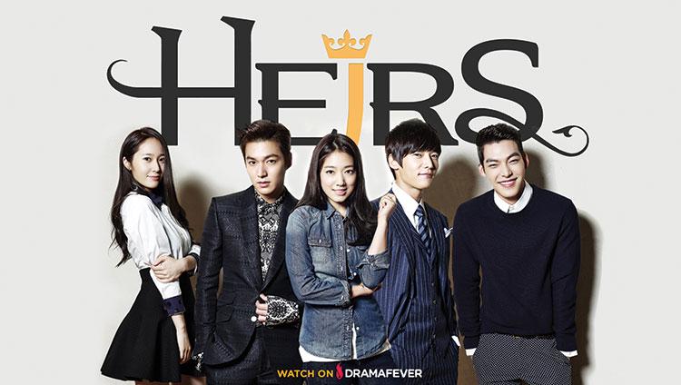 Heirs (Sangsogjadeul) (2013)