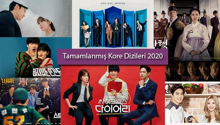 Tamamlanmış Kore Dizileri