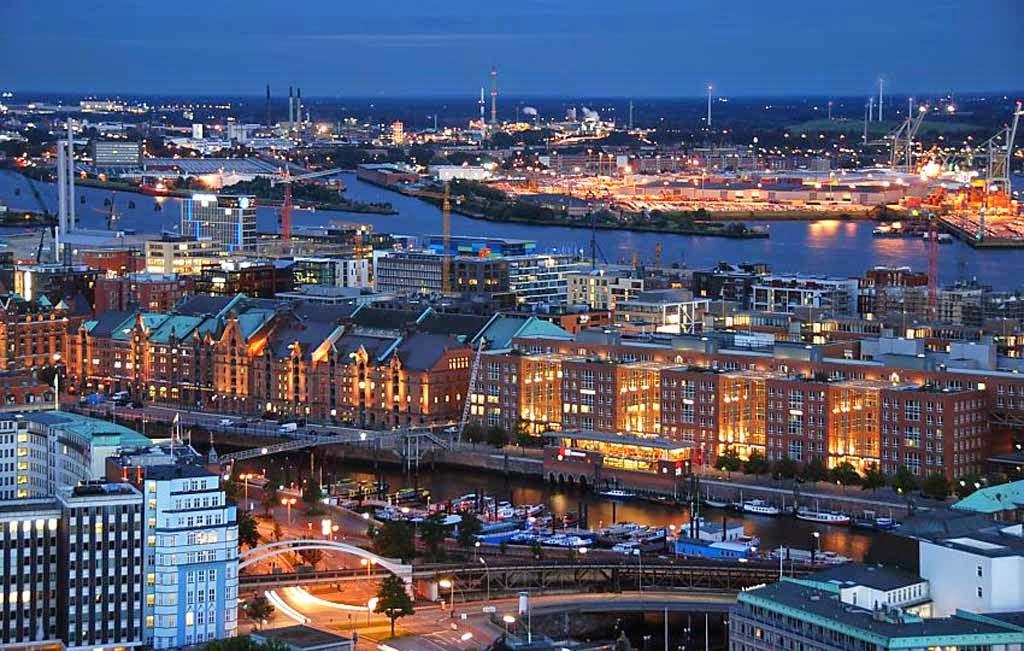 Hamburg Limanı