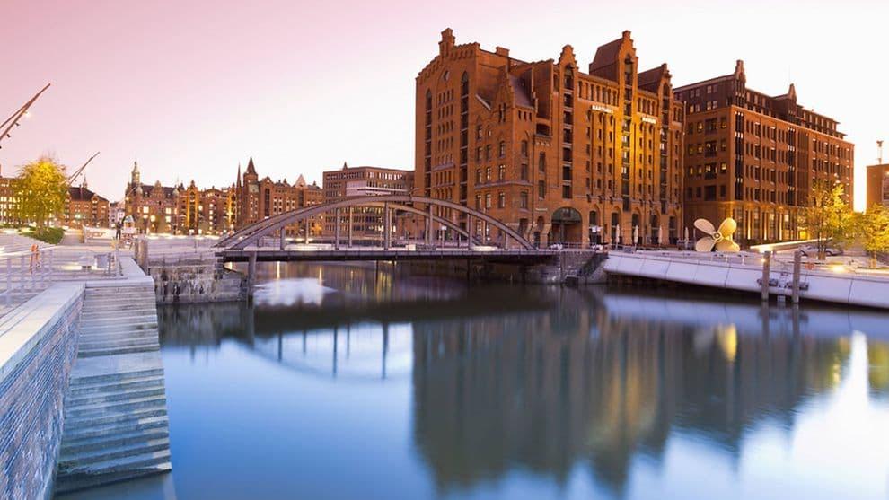Hamburg Uluslararası Denizcilik Müzesi