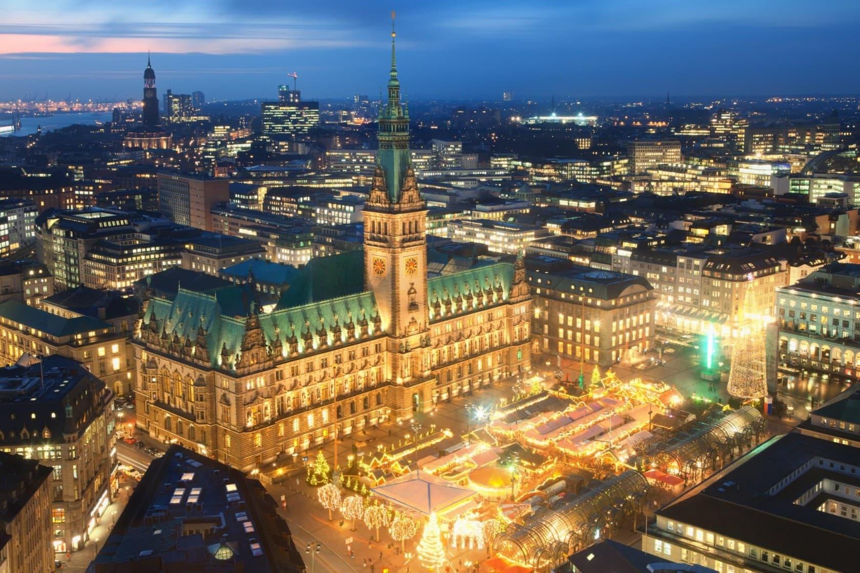 Hamburg Belediye Binası