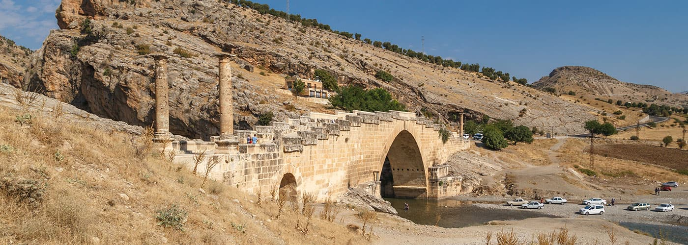 Adıyaman Karakuş Tümülüsü ve Cendere Köprüsü