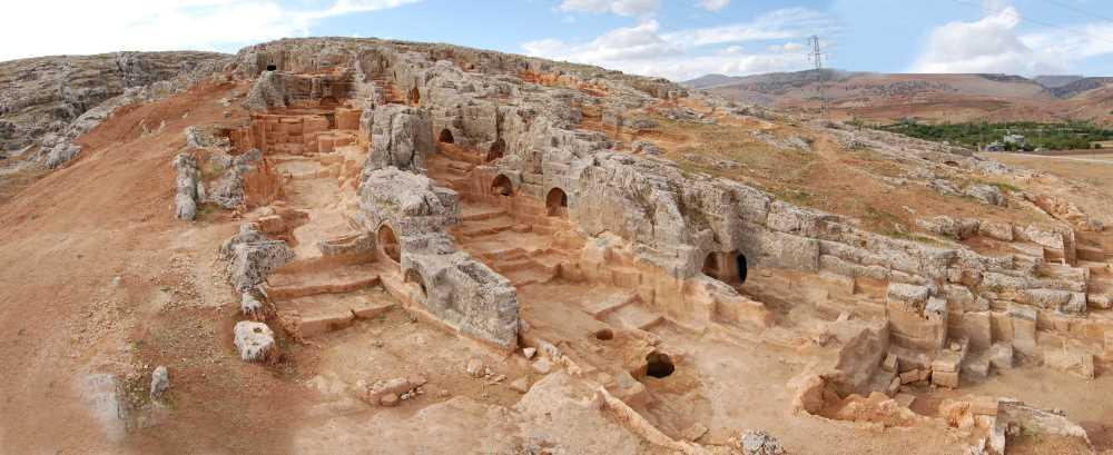 Adıyaman Gezilecek Yerler Perre Antik Kenti