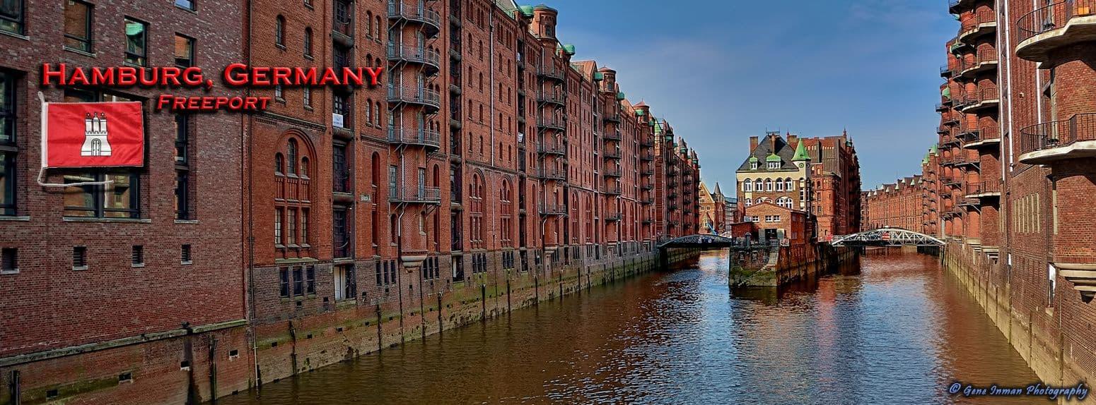 Hamburg Depo Şehri Freeport