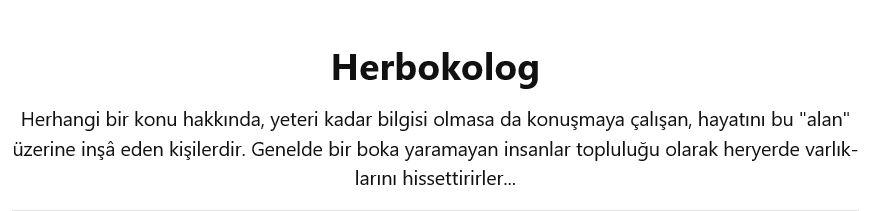 Herbokolog