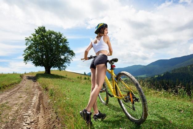 Bisiklet Sürmek Hangi Bölgeyi Zayıflatır?