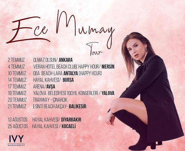 Ece Mumay Şarkıları