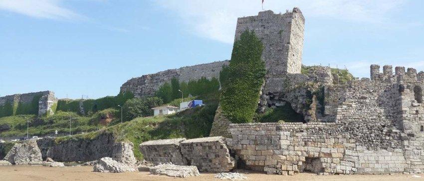 Sinop Kumkapı Kalesi