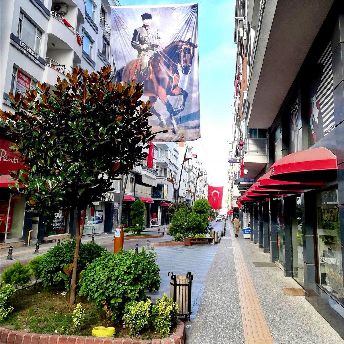 Sinop Sakarya Caddesi