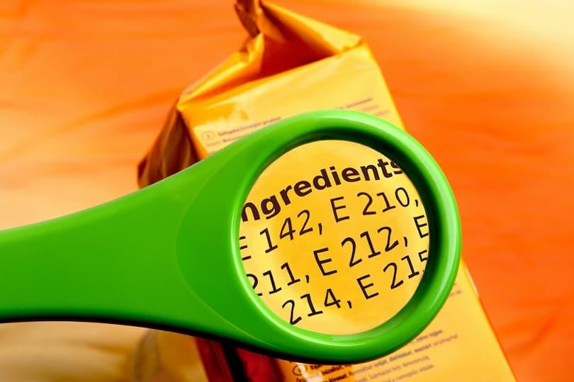 Gıda Katkı Maddeleri E Kodları Nedir? E Kodları Listesi, E Kodları ve Anlamları